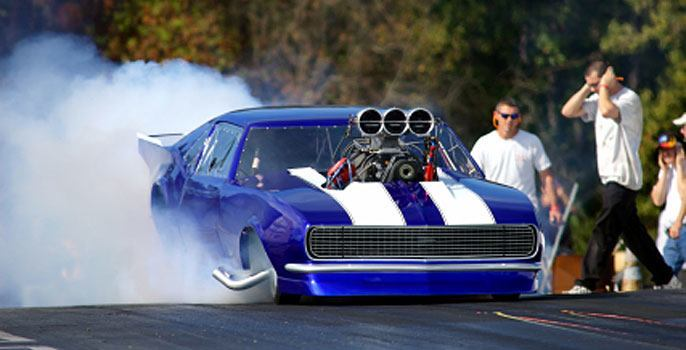 Drag Racing in Florida
