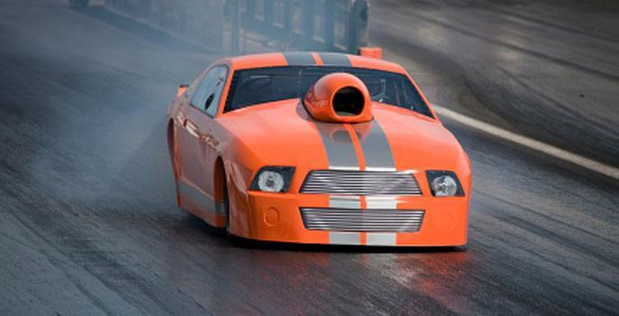 Drag Racing in Maryland