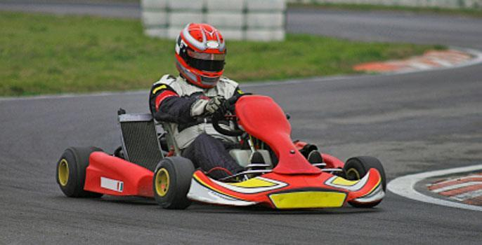 Go Kart Racing in Massachusetts