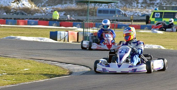 Go Kart Racing in Nebraska