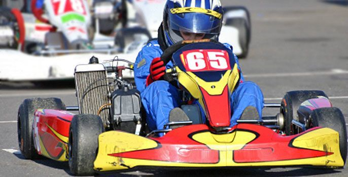 Go Kart Racing in New York