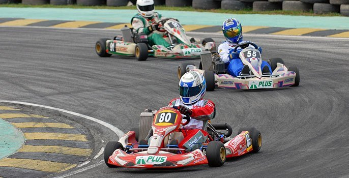 Go Kart Racing in Vermont