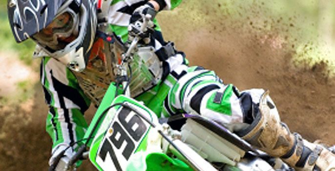 Motocross Racing in Maryland