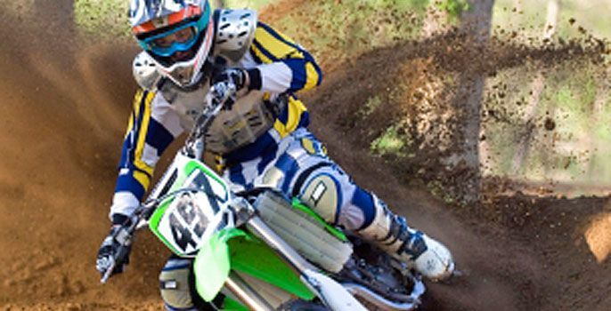 Motocross Racing in Mississippi