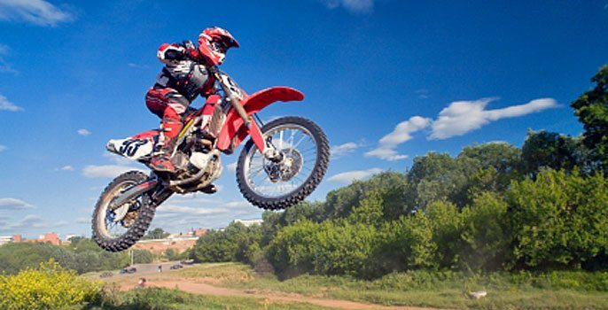 Motocross Racing in Oregon