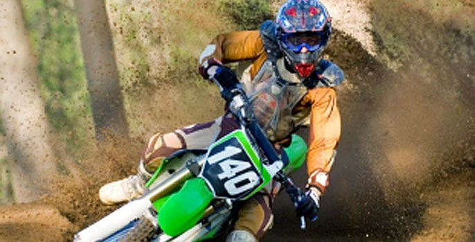Motocross Racing in South Carolina
