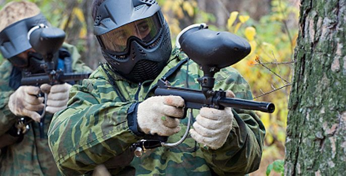 Iowa Paintball