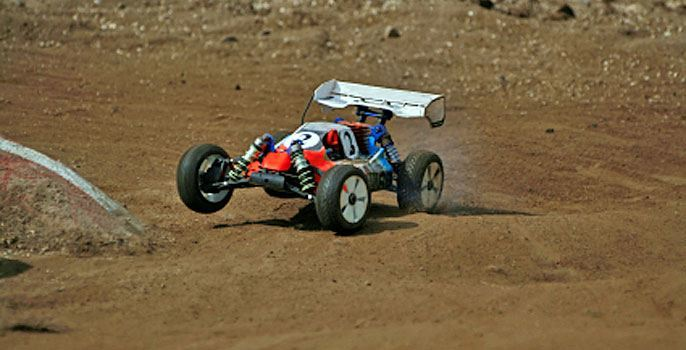 RC Car RC Truck Racing in Iowa