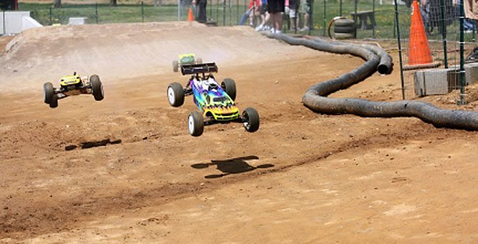 RC Car RC Truck Racing in Texas